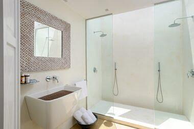 Bedroom-2-Bathroom-1-380x253 Aquavisionaire Villa - Harry Zampetoulas Photography