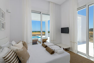 Bedroom-3-380x253 Seashore Villa - Harry Zampetoulas Photography
